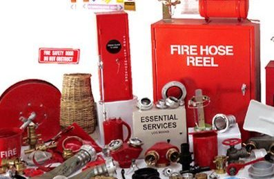 fire-fighting-equipment