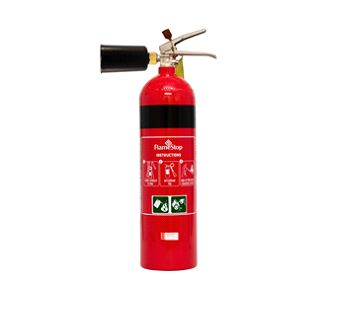 Fire Extinguisher – New CO2 Fixed Nozzle Design