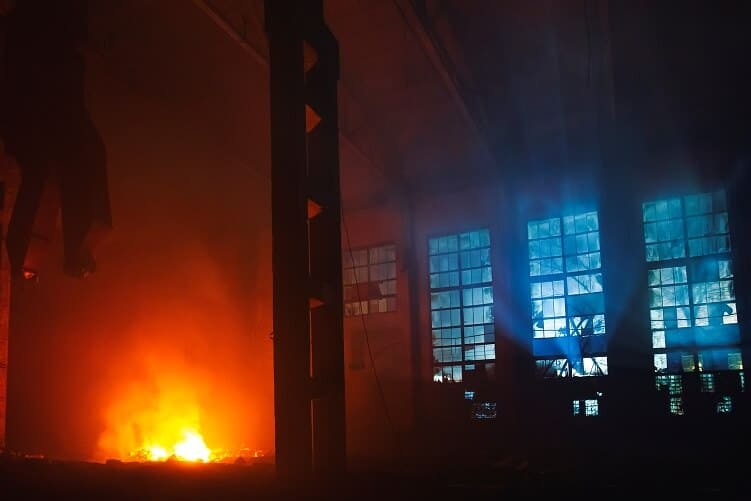 most common warehouse fire causes